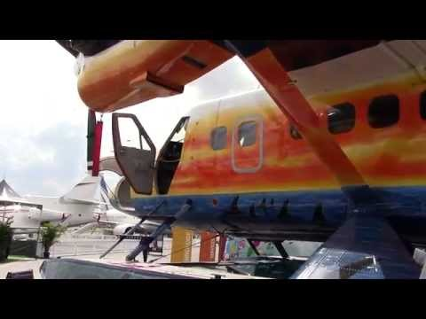 Viking Air Twin Otter Seaplane Interior Options