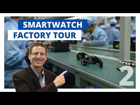 Inside a smartwatch factory - Part 2Kaynak: YouTube · Süre: 6 dakika25 saniye