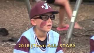 2018 JTOWN 8U ALL STARS  vs HIGH VIEW @ District Tournament