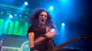 Powerwolf - Raise Your Fist, Evangelist (Effenaar Eindhoven 11/09/11) [HD]