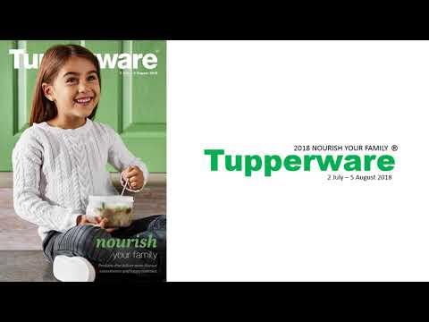 Catalog Tupperware July 2018 Australia