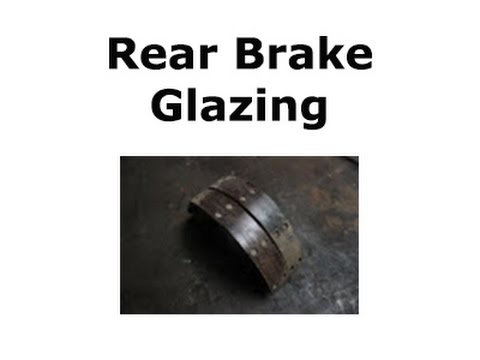 How to fix squeaky rear brakes