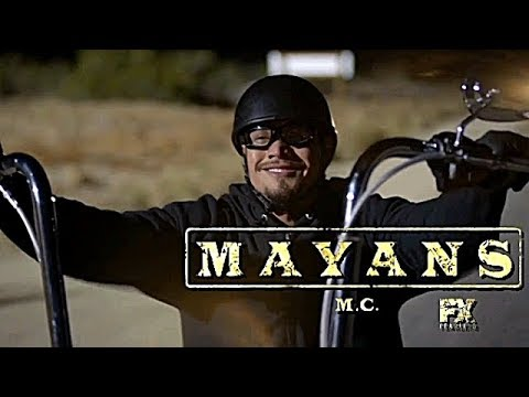 "Mayans Mc ""First Look"" Trailer [HD] : Sons of Anarchy Spinoff - On Fx"