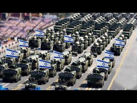 Isreal Military Strength  | Israel Armed Forces | How To Powerful In Israel?