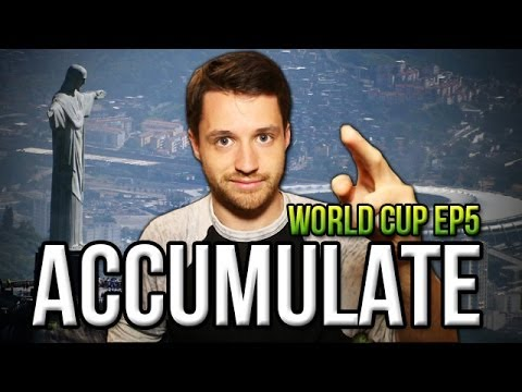 I WON AGAIN! - Spencer vs Fifa | ACCUMULATE WORLD CUP Ep5