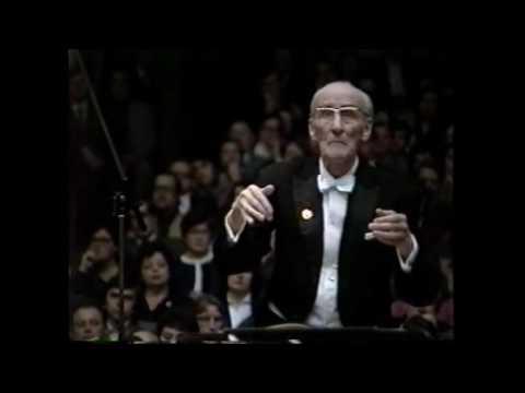 "Schubert Symphony No.8 ""Unfinished"" Yevgeny Mravinsky / Leningrad Philharmonic Orchestra"