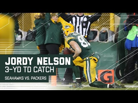 Russell Wilsons 4th INT Leads to Aaron Rodgers TD Pass to Jordy Nelson! | NFL Week 14 Highlights