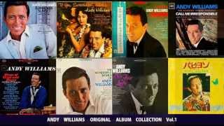 andy williams original album collection Vol.1  free as the wind  -1973  パピヨン