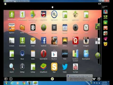 How To Install Android Market On PC [2012] - BlueStacks - Tech2JIG