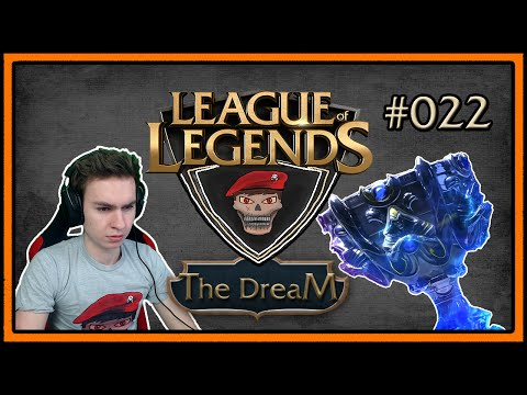The Dream #022 - Back to Gold 1 - League of Legends Ranked