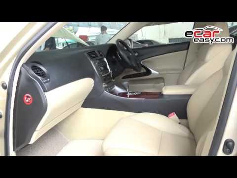 Lexus IS250 2.5 AT ปี 2007 ราคาพิเศษ