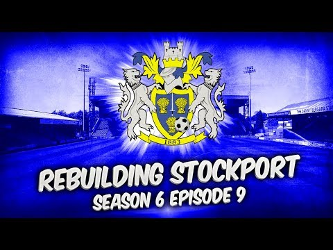 Rebuilding Stockport County -  S6-E9 Youth Intake: Golden Generation! | Football Manager 2019