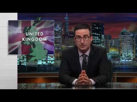 John Oliver - UK Election 2015