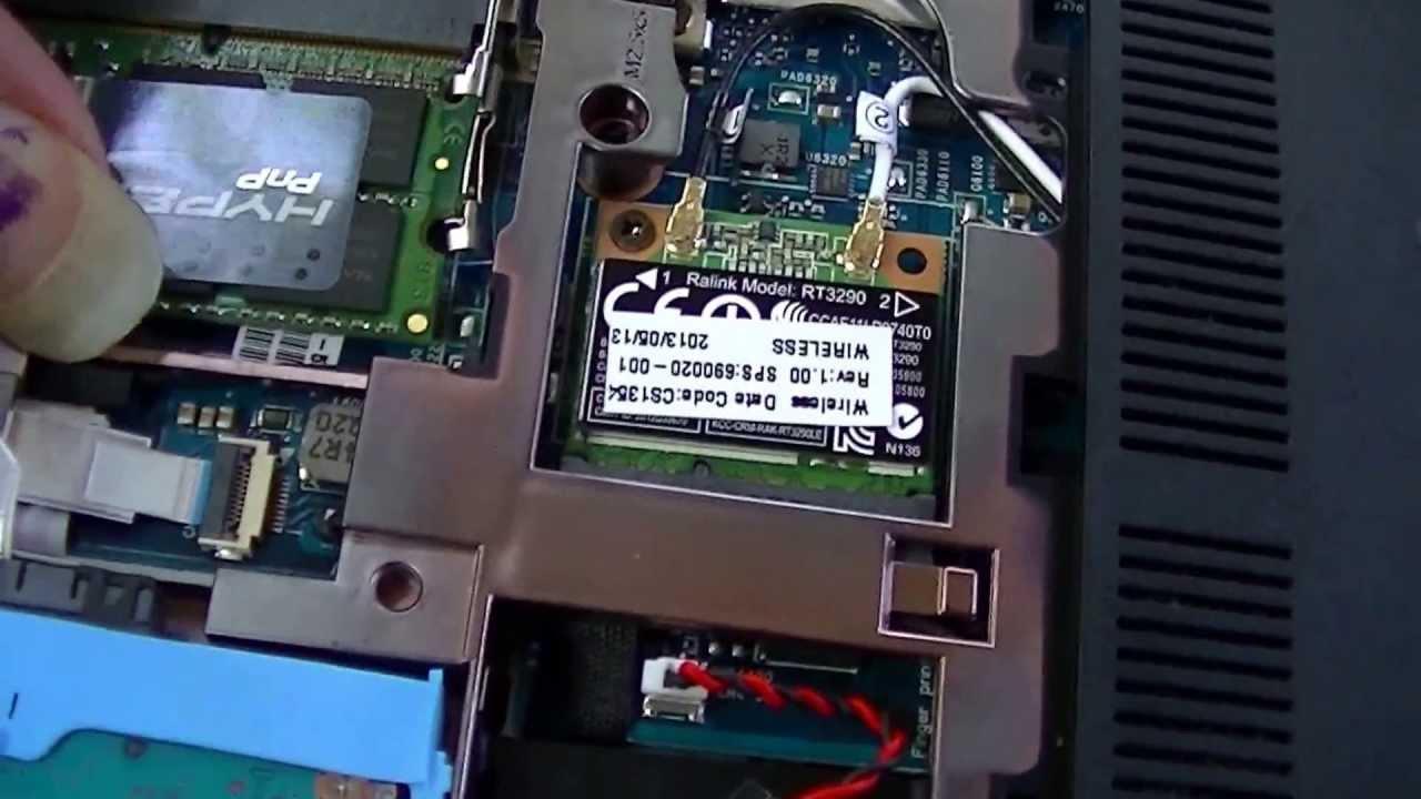RAM upgrade on 15 6 HP ENVY TOUCHSMART 15-j009wm