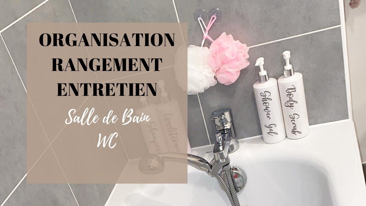 Organiser Meuble Sous Evier organisation de sa salle de bain et wc