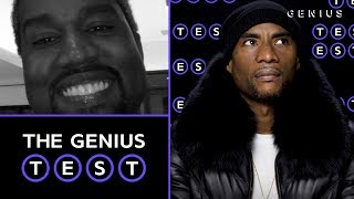 Charlamagne Tha God Takes The Kanye West Quiz | The Genius Test