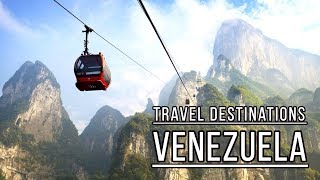 Places To Visit In Venezuela | Top 5 Best Places To Visit In Venezuela 2019