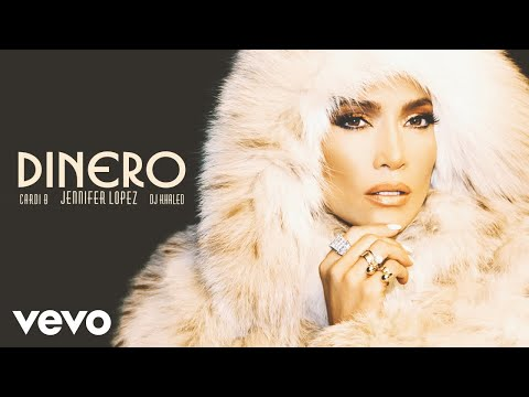 Jennifer Lopez  Dinero Audio ft DJ Khaled, Cardi B