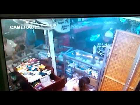 Robo en masaya mercado Ernesto Fernández