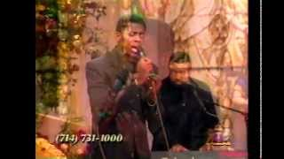 We Expect You - Daniel Johnson with Andrae Crouch