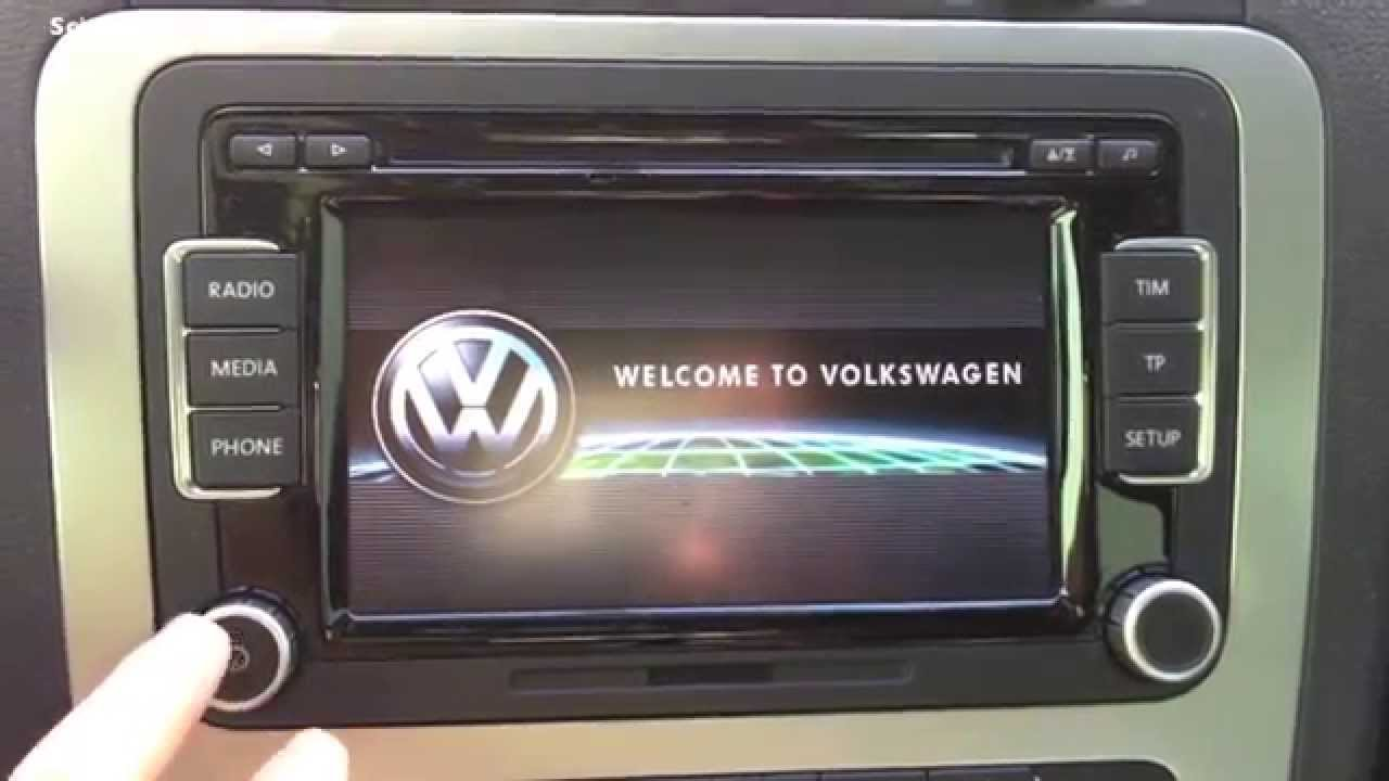 volkswagen rcd 510 review hd youtube. Black Bedroom Furniture Sets. Home Design Ideas
