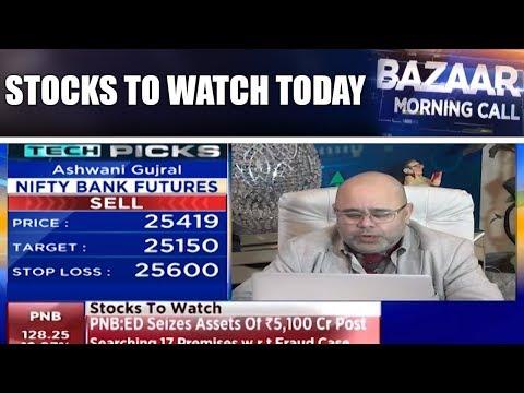 Stocks To Watch Today | Ashwani Gujral | Prakash Gaba | Rajat Bose | CNBC TV18