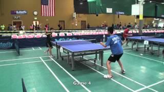 Bryant Lin vs Howard Tong U18RR