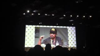END OF WATCH At Comic-Con 2012 With Director David Ayer, Michael Pena - 2