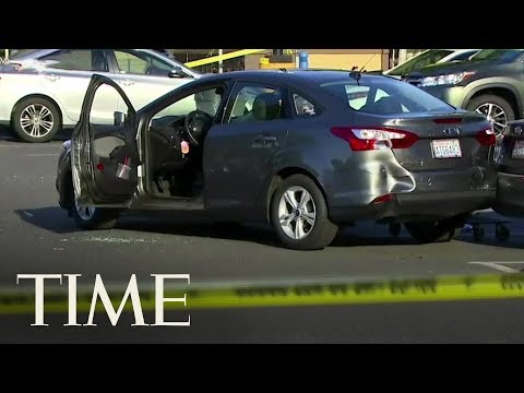 A Gunman Has Been Killed After Wounding Two People At A Walmart In Washington   TIME