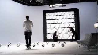David Beckham - Galaxy Note - Samsung