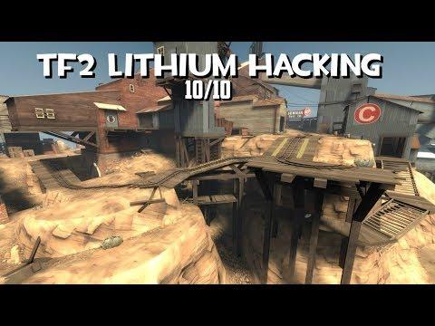 tf2 Lithium hacking  - 10/10 Free Cheat