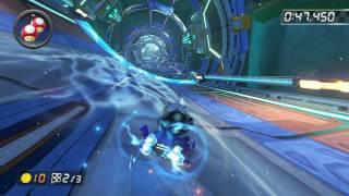 Big Blue - 1:23.183 - KA-CHOW (Mario Kart 8 World Record)
