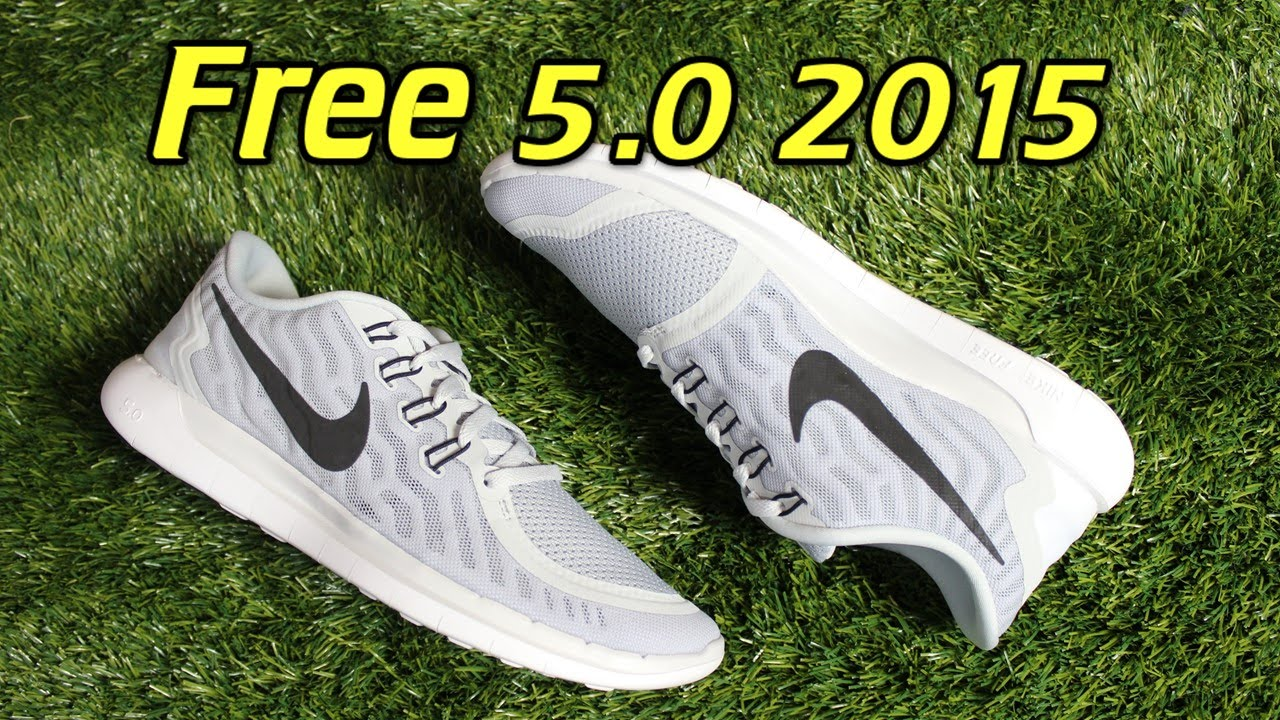 816208f900b68 Nike Free 5.0 2015 - Review + On Feet - YouTube