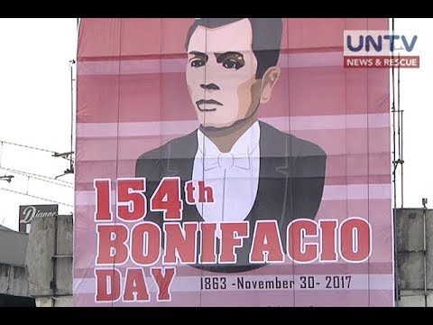 Descendants seek to have a state funeral for Gat Andres Bonifacio