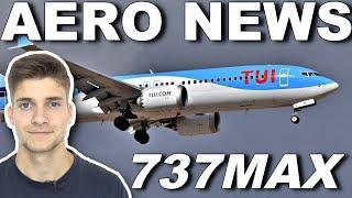FLUGVERBOT für 737 MAX! AeroNews