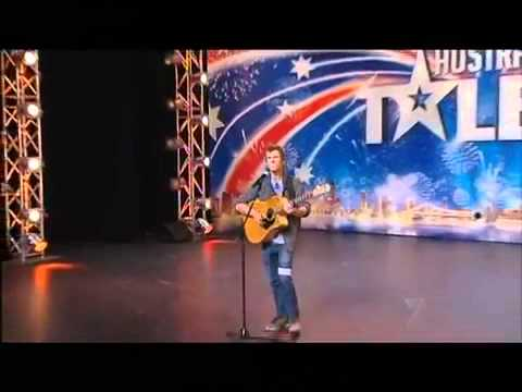 Owen Campbell - Remember To Breathe (Australia's Got Talent 2012)