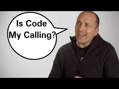 Is Software Development Your Calling? -- App Development