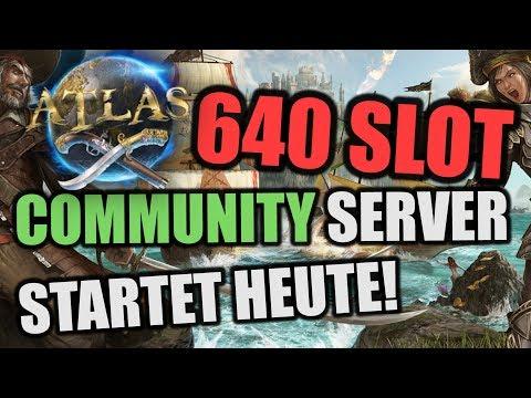 640 Slot Atlas BETA Community Server startet heute!