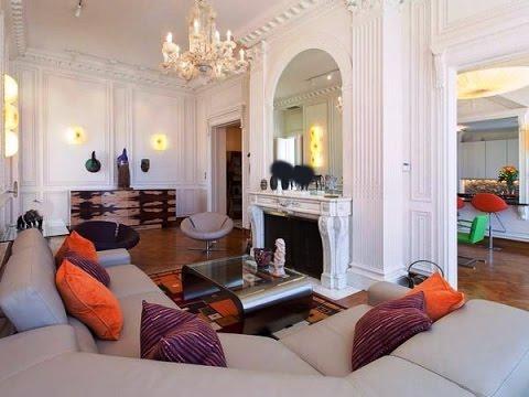 Art Deco Home Interior Design Ideas With Black And White