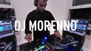 DJ MORENNO Performs 360-Degree Routine