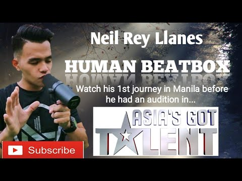 New Star Talent of Alliance in Motion Global Neil from Davao ;)