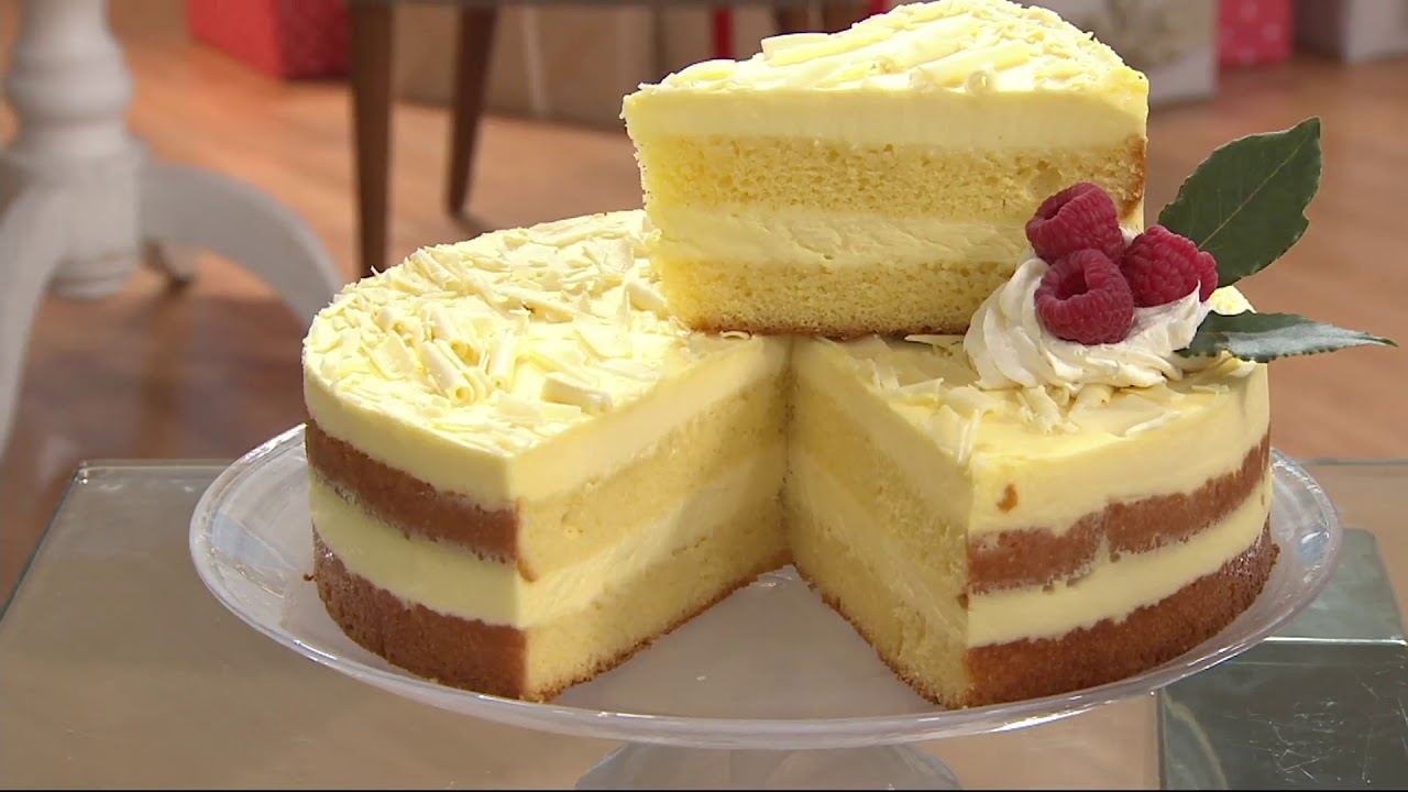 Delizioso Desserts 3 25 Lb Limoncello Cake On Qvc Youtube