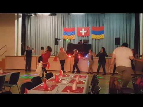 Armenian Event in Zurich (Switzerland) - Ерменска вечер во Цирих (Швајцарија))
