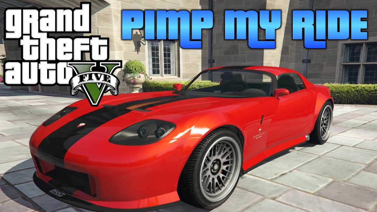 Why Can T I Customize My Car In Gta