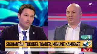 Codrin Ștefănescu, schimb dur de replici cu Robert-Ionatan Sighiartău