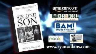 Ryan talks about his memoir, Second Son
