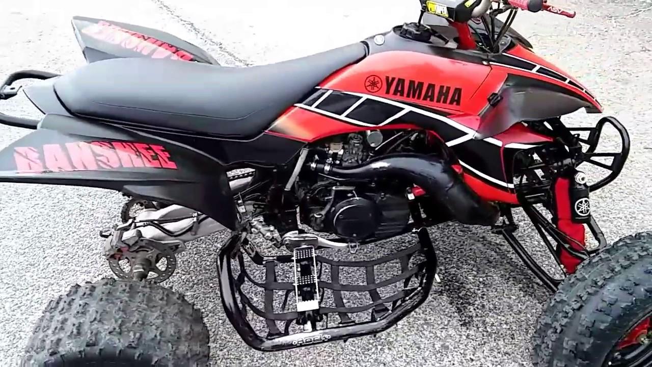 Yamaha Yfz 450 Hybrid Banshee
