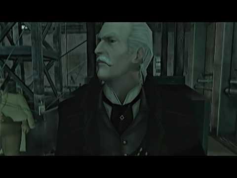 Metal Gear Solid Ocelot Hand Cut
