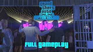 Grand Theft Auto Online: After Hours Pt.1 - Solomun [FULL GAMEPLAY]