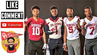 Recruiting sooners football: oklahoma's magnificent 7 commits